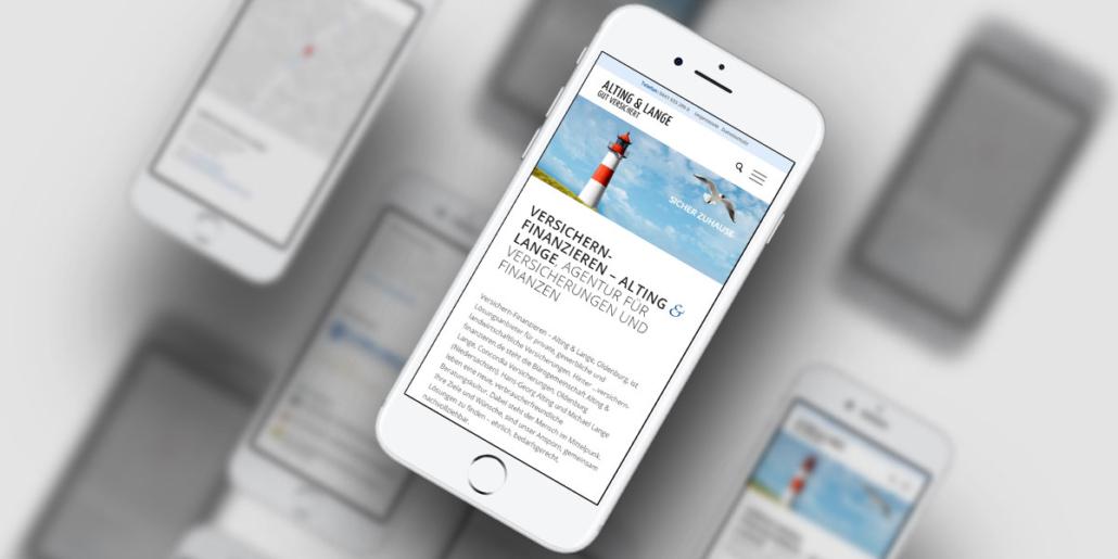 Optimiert für die Darstellung auf mobilen Geräten